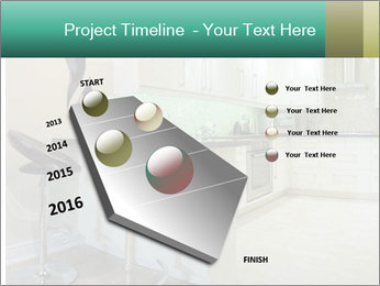 Interior design of modern kitchen PowerPoint Templates - Slide 26