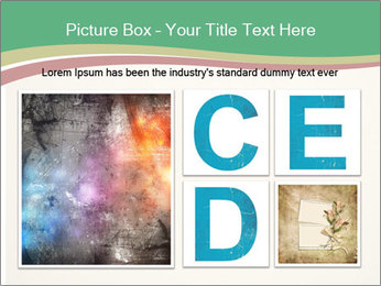 Beige background PowerPoint Template - Slide 19
