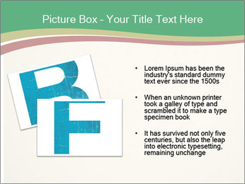 Beige background PowerPoint Template - Slide 20