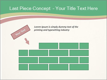 Beige background PowerPoint Template - Slide 46