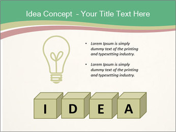 Beige background PowerPoint Template - Slide 80