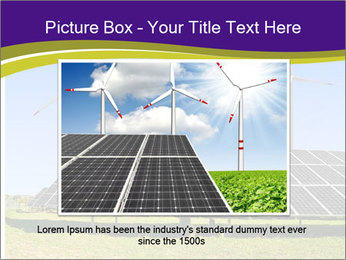 Solar panels PowerPoint Template - Slide 15