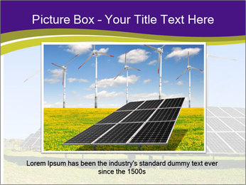 Solar panels PowerPoint Template - Slide 16
