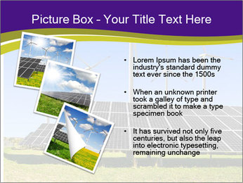 Solar panels PowerPoint Template - Slide 17