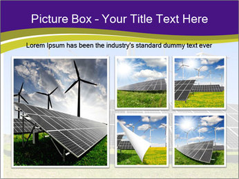 Solar panels PowerPoint Template - Slide 19