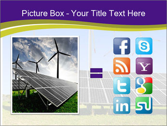 Solar panels PowerPoint Template - Slide 21