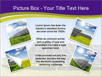 Solar panels PowerPoint Template - Slide 24