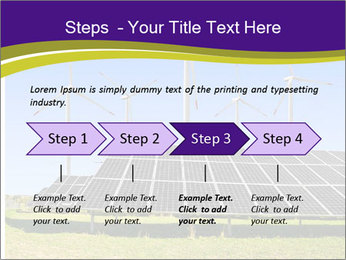 Solar panels PowerPoint Template - Slide 4