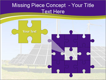 Solar panels PowerPoint Template - Slide 45