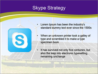 Solar panels PowerPoint Template - Slide 8