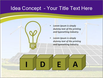 Solar panels PowerPoint Template - Slide 80