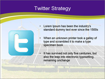 Solar panels PowerPoint Template - Slide 9