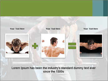 Pain and Gain PowerPoint Template - Slide 22