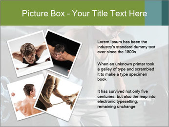 Pain and Gain PowerPoint Template - Slide 23
