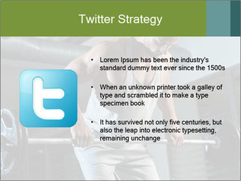 Pain and Gain PowerPoint Template - Slide 9