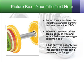 Dumbbell PowerPoint Template - Slide 13