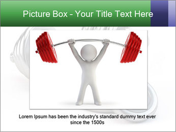 Dumbbell PowerPoint Template - Slide 16