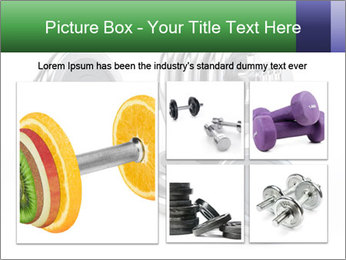 Dumbbell PowerPoint Template - Slide 19