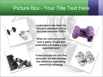 Dumbbell PowerPoint Template - Slide 24