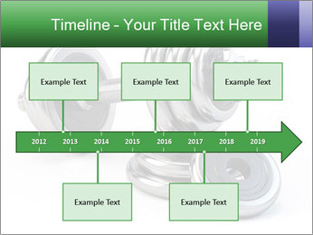 Dumbbell PowerPoint Template - Slide 28