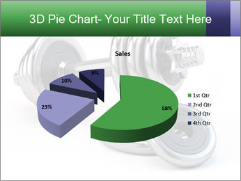 Dumbbell PowerPoint Template - Slide 35