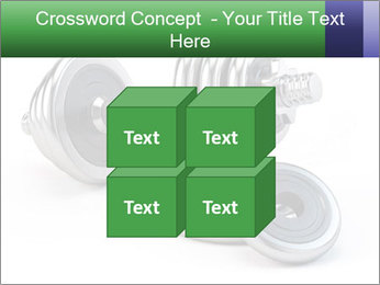 Dumbbell PowerPoint Template - Slide 39