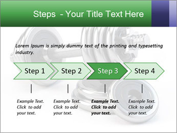Dumbbell PowerPoint Template - Slide 4