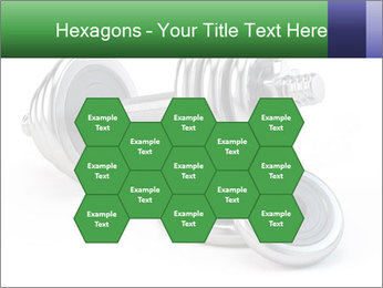 Dumbbell PowerPoint Template - Slide 44