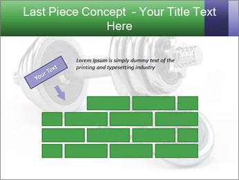 Dumbbell PowerPoint Template - Slide 46