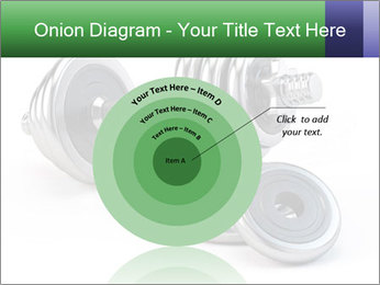 Dumbbell PowerPoint Template - Slide 61