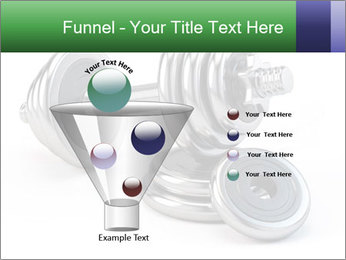 Dumbbell PowerPoint Template - Slide 63
