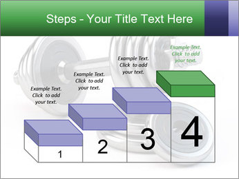 Dumbbell PowerPoint Template - Slide 64