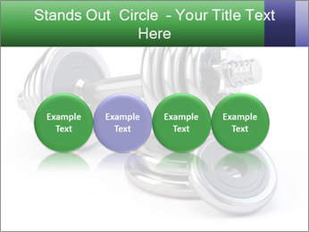 Dumbbell PowerPoint Template - Slide 76