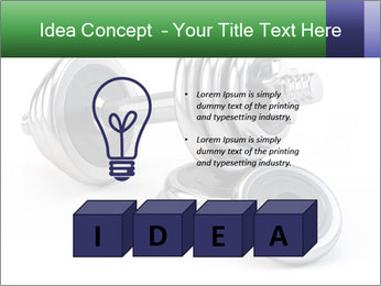 Dumbbell PowerPoint Template - Slide 80