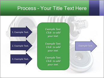 Dumbbell PowerPoint Template - Slide 85