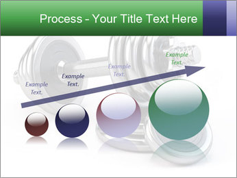 Dumbbell PowerPoint Template - Slide 87