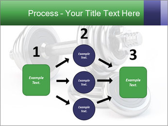 Dumbbell PowerPoint Template - Slide 92