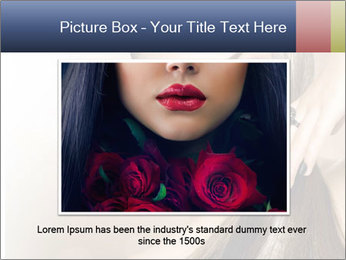 Charming girl PowerPoint Templates - Slide 16