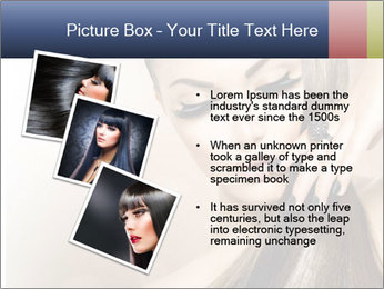 Charming girl PowerPoint Templates - Slide 17