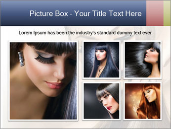 Charming girl PowerPoint Templates - Slide 19