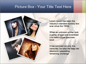 Charming girl PowerPoint Templates - Slide 23