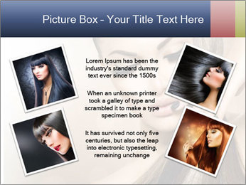 Charming girl PowerPoint Templates - Slide 24