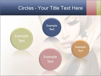 Charming girl PowerPoint Templates - Slide 77