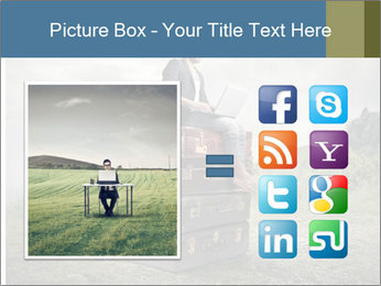 Technology PowerPoint Template - Slide 21
