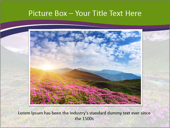 Fantastic colorful sunset PowerPoint Templates - Slide 16