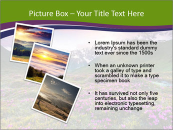 Fantastic colorful sunset PowerPoint Templates - Slide 17