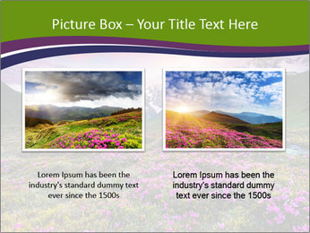 Fantastic colorful sunset PowerPoint Templates - Slide 18