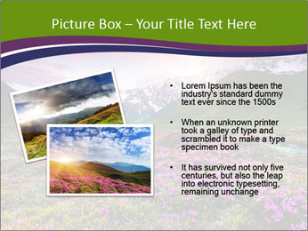 Fantastic colorful sunset PowerPoint Templates - Slide 20