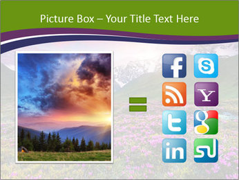 Fantastic colorful sunset PowerPoint Templates - Slide 21