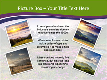 Fantastic colorful sunset PowerPoint Templates - Slide 24